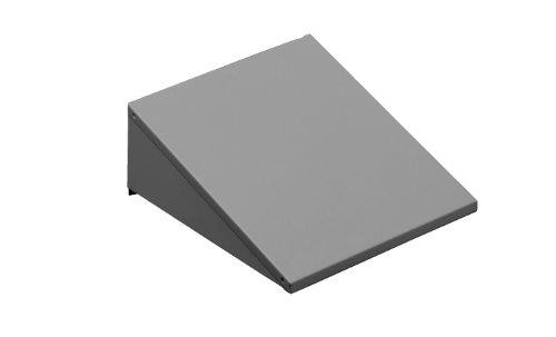 Tennsco KST-1218 Steel KD Locker One Wide Sloping Top, 12