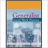 Generalist Social Work Practice (4th, 04) by [Paperback (2003)]