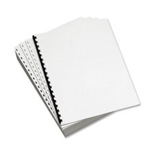 DMR851191 - DOMTAR PAPER Domtar Custom Cut Punched Paper Custom Cut Punched Paper