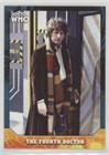 #10: The Fourth Doctor (Trading Card) 2016 Topps Dr. Who Signature Series - [Base] #4