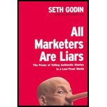 img - for All Marketers Are Liars (05) by Godin, Seth [Hardcover (2005)] book / textbook / text book