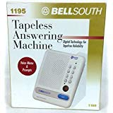 Bellsouth 1195 Tapeless Answering Machine by BellSouth (Image #1)