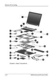 HP 379810-001 80GB Ultra ATA-100 enhanced IDE hard drive - 5,400 RPM, 9.5mm fo
