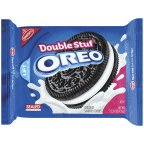 Oreo Double Stuff Chocolate Sandwich Cookie 15.35OZ (Pack of 24) by Oreo