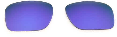 Oakley Holbrook 43-348 Iridium Replacement Lens,Violet Lens,One - Holbrook Oakley Shades