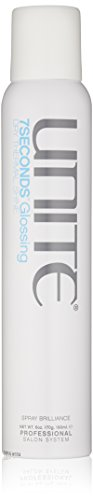 - UNITE Hair 7 Seconds Glossing Spray, 6 Oz