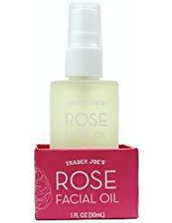 Rose Facial Oil with Moisturizing Rose Hip Botanicals