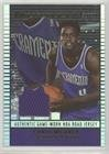Chris Webber (Basketball Card) 2002-03 Topps Jersey Edition - [Base] #je ECW ()