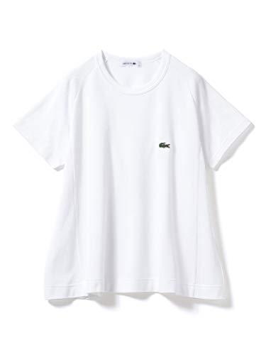 (빔스 보이)BEAMS BOY/T셔츠 LACOSTE/다른 주 A라인 크루 넥 T셔츠 레이디스