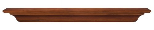 Homestead Fireplace Mantel Shelf Finish: Antique, Shelf Length: 72