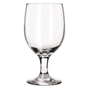 (Libbey Embassy Footed Drink Glasses LIB 3711)