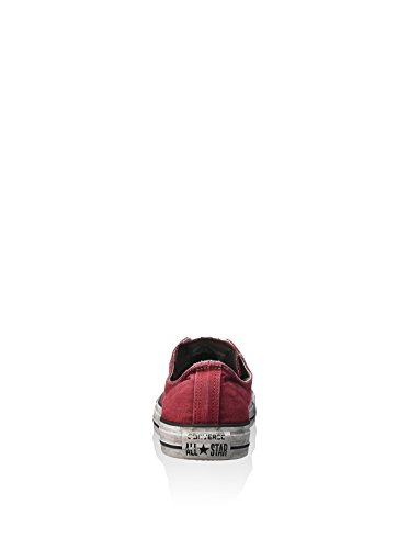 Sneakers Converse Rosse Rosso Ox Adulto Star Unisex Limited All Tela Edition zrwzv