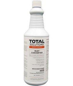 Total Solutions 346 Rust Converter, 12 Quarts/Case