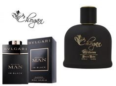 b9fee8a4f2 CHOGAN PROFUMO UOMO 100 ML ESSENZA 30% MAN IN BLACK BULGARI COD.088