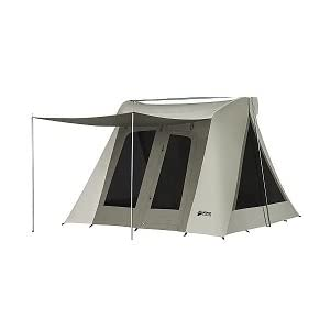 Kodiak Canvas Flex Bow VX Waterproof Quick Tent 6011 With Tarp 6013