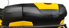Can-Am 715001392 Yellow ATV Trunk Box Panel (Trunk Panel Kit)