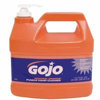 1-Gal W/Pump Natural Orange Lotion W/Pumice Hand, Sold As 4 Bottle