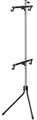 Minoura Gravity Stand-2 Leaning 2-Bike Stand Off-White