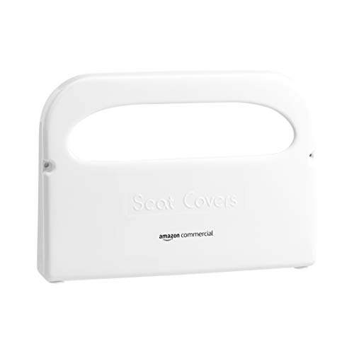 AmazonCommercial Toilet Seat Cover Dispenser - 3-Pack (Toilet Seat Cover Holder)