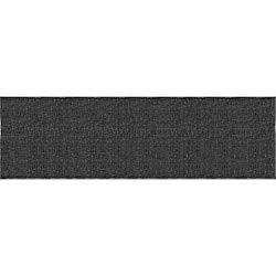 Office Depot Tough Rib Floor Mat, 3ft. x 10ft, Charcoal, TR-CL310