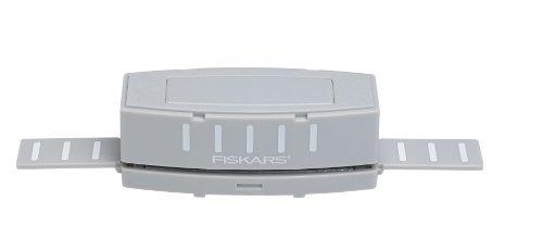 Fiskars Crafts 101850-1001 Interchangeable Border Punch, Leave it to Weaver