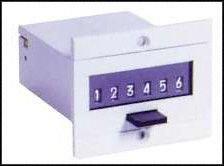 REDINGTON COUNTERS P8-4906 ELECTROMECHANICAL TOTALIZING COUNTER