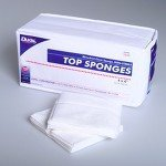 Dukal Top Sponges - Sterile, 4