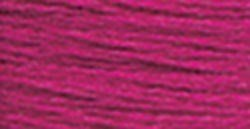Dmc 6-Strand Embroidery Cotton 100g Cone-Plum