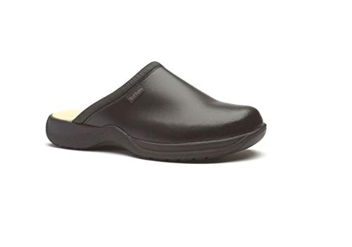 Clogs Black UK 39 Unisex 6 Size Toffeln EU 0401 Nursing Ultralite wIFT6qp