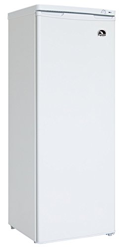 Price comparison product image Igloo FRF690B Upright Freezer,  6.9 Cubic Feet, White