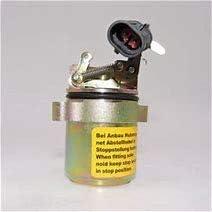 F4L1011,2011 Bernard Bertha Fuel shut Off solenoid 04287583 04287116 04287114 for Deutz Engine F3L1011