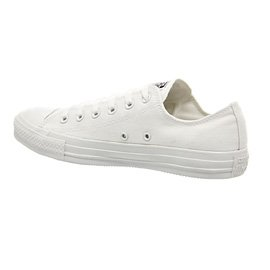 Converse Chuck Taylor All Star, Sneakers Basses Mixte Adulte - Blanc - Blanc (Mono),