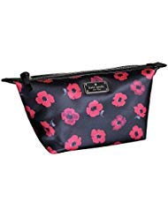 Kate Sapde Kate Spade New York Jodi Cosmetics Make-Up Clutch Bag Black
