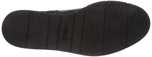 Classici Classici Black Stivali U Geox Uvet C9999 C9999 Uomo E Nero qzI04a