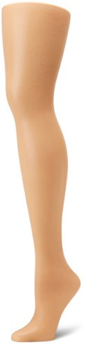 - Hanes Silk Reflections Women's Absolutely Ultra Sheer Control Top with Toe, Gentlbrown, E