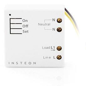 (Insteon 2442-222 Micro Dimmer Module, White)
