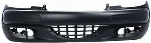 (OE Replacement Chrysler PT Cruiser Front Bumper Cover (Partslink Number CH1000373))