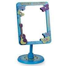 Hannah Montana Vanity Mirror with Jewels By Disney