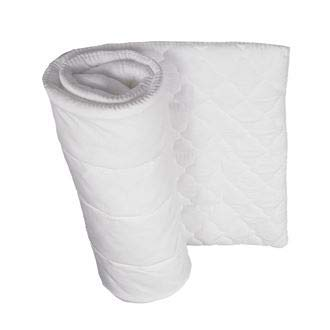 The Natural Leg Wraps, Size 12, White by Wilker's