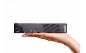 Fast Lenovo M92p Tiny Business Mini Tower Ultra Small Computer PC (Intel Core i5-3470T, 4GB Ram, 500GB Hard Drive, WIFI, USB 3.0, VGA) Win 10 Pro (Certified Refurbished)