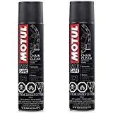 Motul Chain Clean 9.8oz (Pack of 2) by Motul
