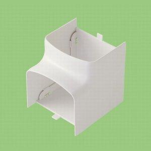 10個セット 室内用 化粧カバー 《シンプルダクト SP》 インコーナー(入ずみ) ホワイト SPCI-85_set