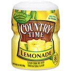 Countrytime Lemonade Powder Drink Mix (Pack of 8)