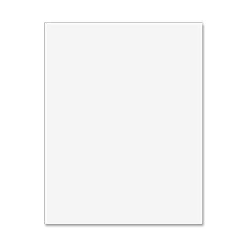 (Pacon Corporation 54606 Railroad Poster Board,14 Pt,22