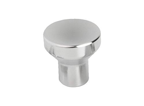 Kipp 06240-902 Stainless Steel Novo·Grip Mushroom Knobs with M2 Internal Thread, Metric, 14 mm - Knob 902