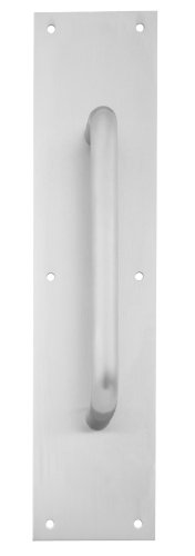 - Ives Commercial 8302832D416 Stainless Steel Pull Plate