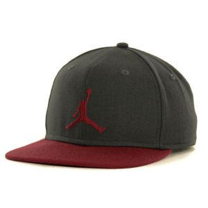 Nike Gorra Jordan Jumpman True Snapback, Color Gris - Anthracite ...