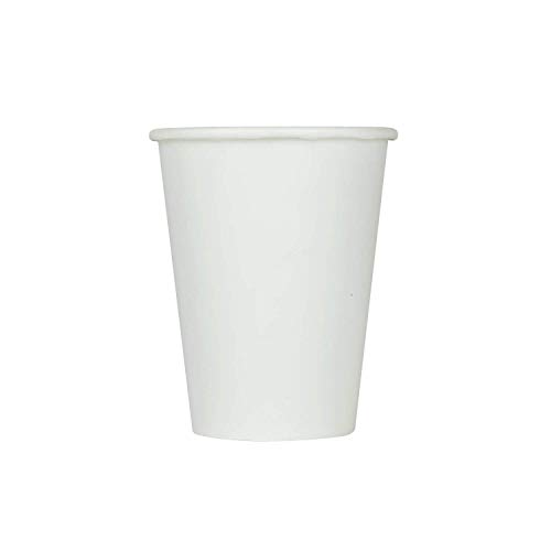 Karat C-KCP9W 9 oz Paper Cold Cup(75mm), White (Pack of 1000)