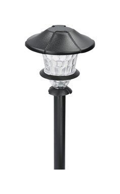 Paradise GL33869BK Black Cast Aluminum Low Voltage Traditional Path Light