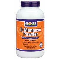 D-Mannose Powder, 6 oz by Now Foods (Pack of 2)
